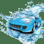 Бесконтактная мойка автомобиля